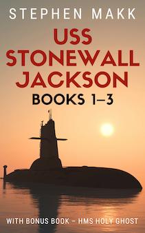 USS Stonewall Jackson Series Boxset - Books 1-3